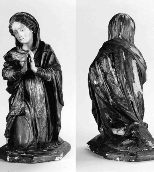 > Restauro statue lignee policrome