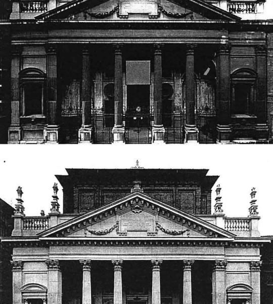> Restauro facciate di Chiese e Palazzi d'epoca, (stucchirpietre, decorazioni)