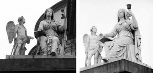 RESTARART_statue_S.madredidio_prima_dopo